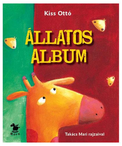 Könyv - Állatos album
