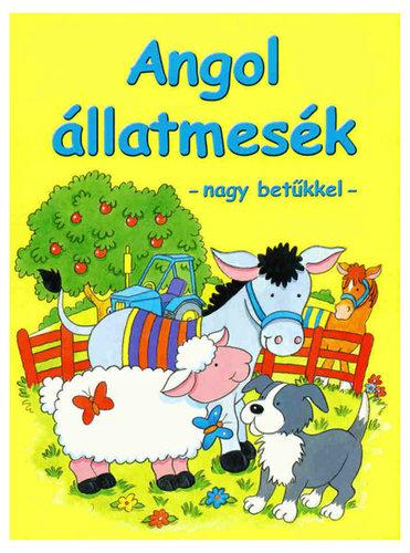 Könyv - Angol állatmesék