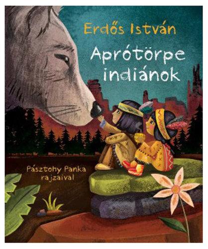 Könyv - Aprótörpe indiánok