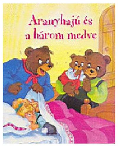 Könyv - Aranyhajú és a három medve