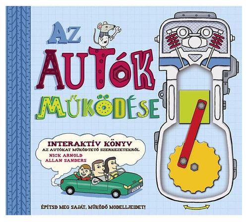 Könyv - Az autók működése