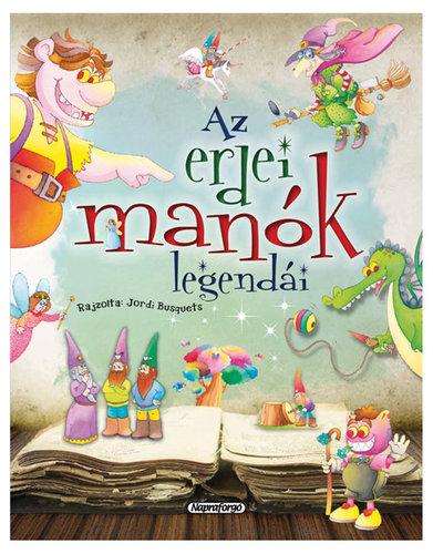 Könyv - Az erdei manók legendái