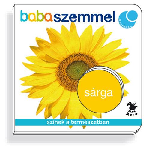 Könyv - Babaszemmel/Sárga