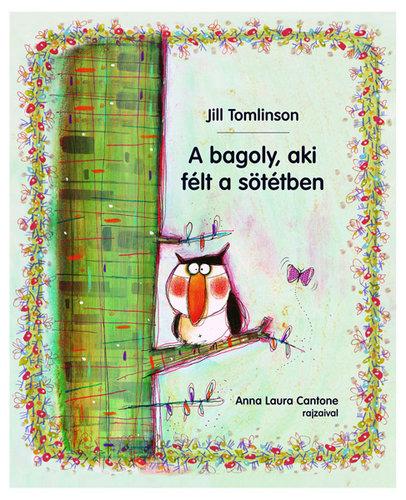 Könyv - A bagoly, aki félt a sötétben