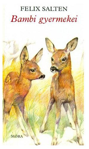 Könyv - Bambi gyermekei