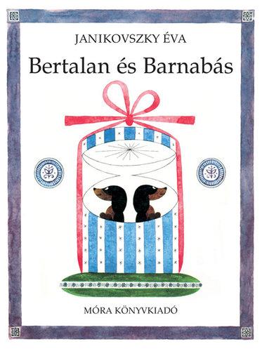 Könyv - Bertalan és Barnabás