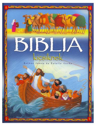 Könyv - Biblia kicsiknek