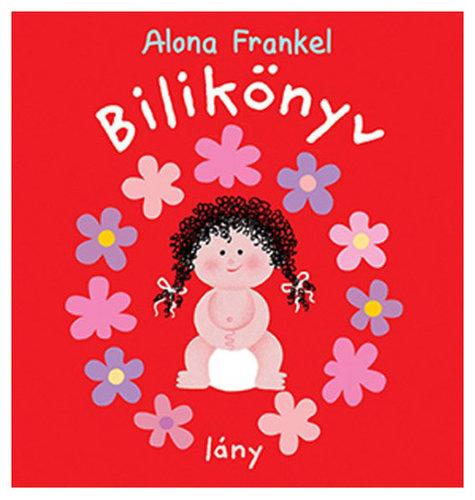 Könyv - Bilikönyv - Lány