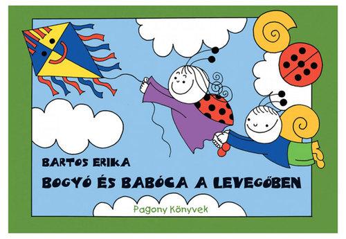 Könyv - Bogyó és Babóca a levegőben