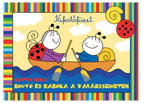 Könyv - Bogyó és Babóca a Varázsszigeten