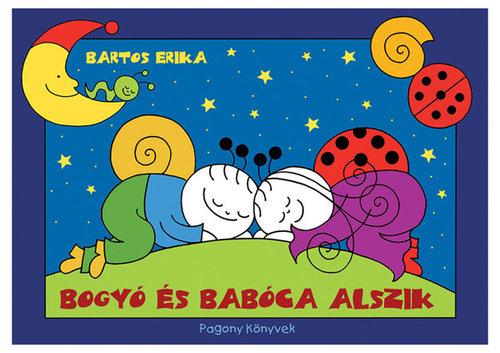 Könyv - Bogyó és Babóca alszik