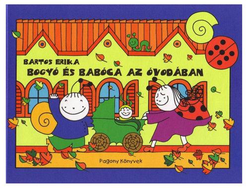 Könyv - Bogyó és Babóca az óvodában