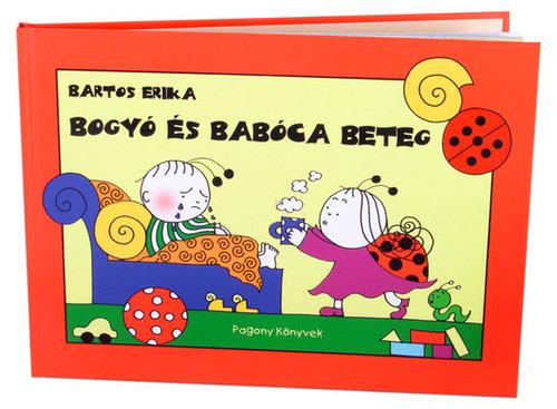 Könyv - Bogyó és Babóca beteg