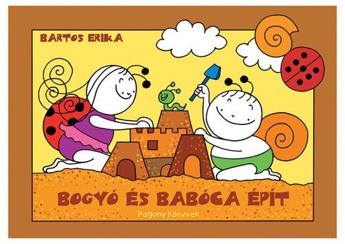 Könyv - Bogyó és Babóca épít