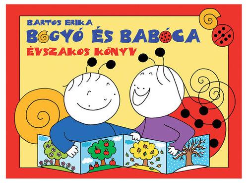 Könyv - Bogyó és Babóca Évszakos könyv