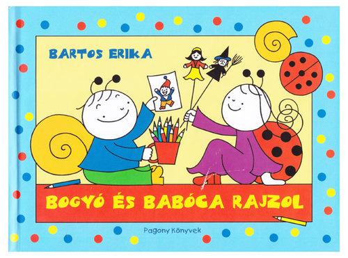 Könyv - Bogyó és Babóca rajzol