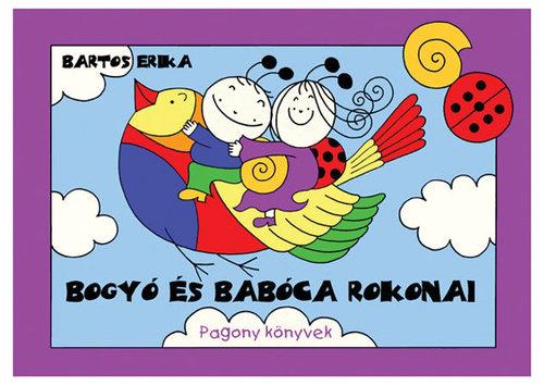 Könyv - Bogyó és Babóca rokonai