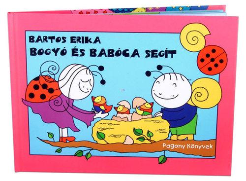 Könyv - Bogyó és Babóca segít
