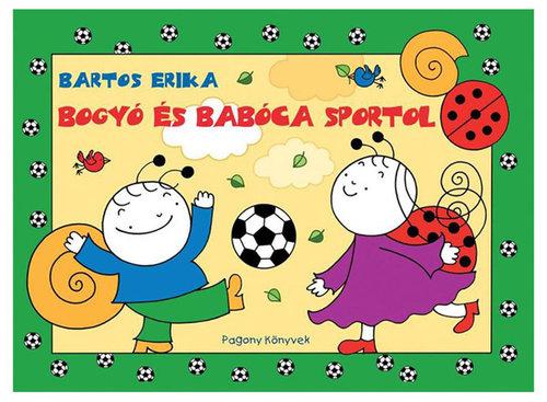 Könyv - Bogyó és Babóca sportol