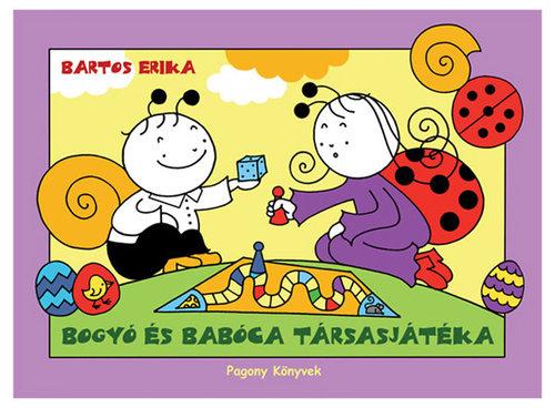 Könyv - Bogyó és Babóca társasjátéka