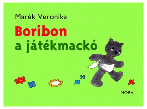 Könyv - Boribon a játékmackó