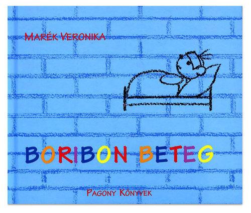 Könyv - Boribon beteg