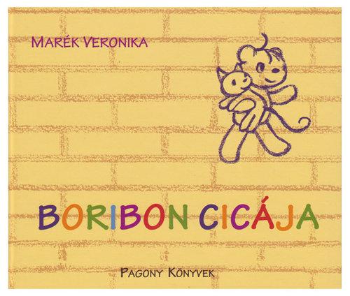 Könyv - Boribon cicája