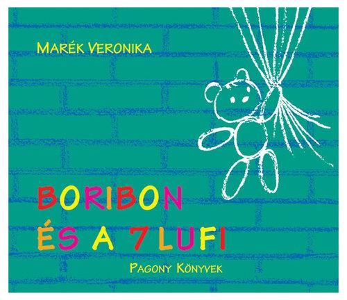 Könyv - Boribon 7 lufi