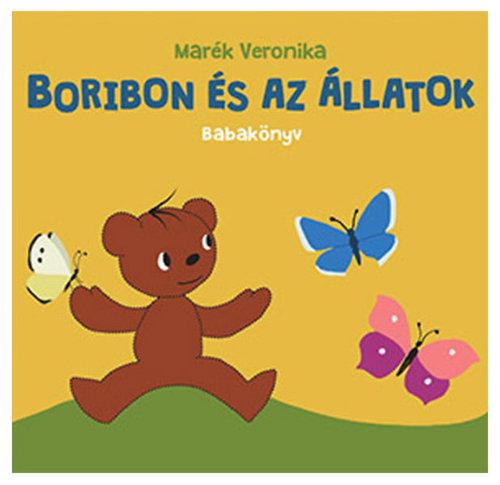 Könyv - Boribon és az állatok