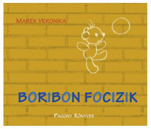 Könyv - Boribon focizik