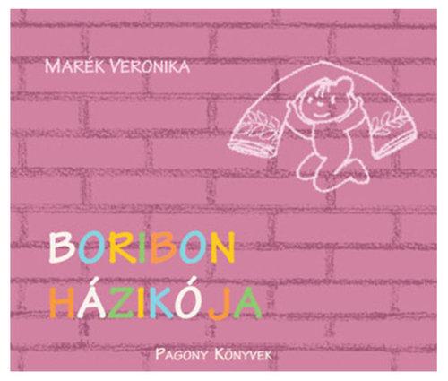 Könyv - Boribon házikója