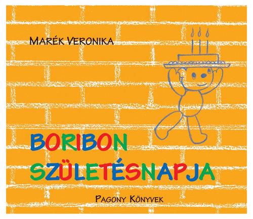 Könyv - Boribon születésnapja