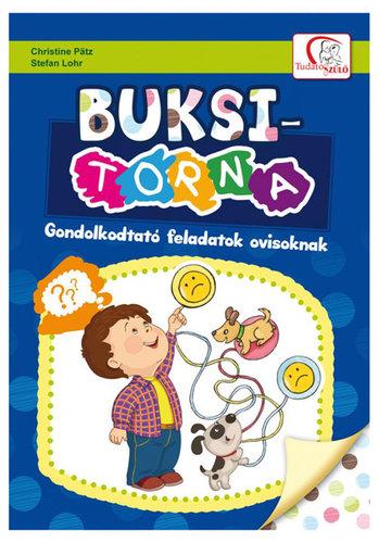 Könyv - Buksi-torna - Gondolkodtató feladatok ovisoknak
