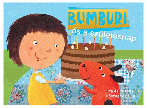 Könyv - Bumburi és a születésnap