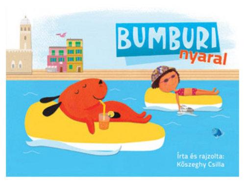 Könyv - Bumburi  nyaral