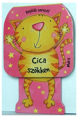 Könyv - Cica szökken