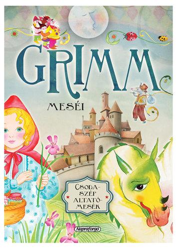 Könyv - Csodaszép altatómesék - Grimm meséi
