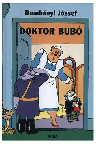Könyv - Doktor Bubó