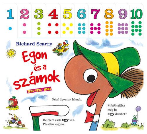 Könyv - Egon és a számok