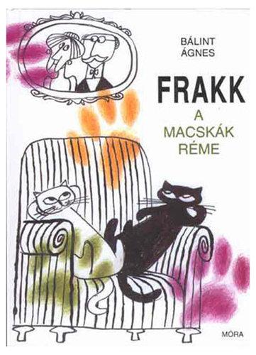 Könyv - Frakk, a macskák réme