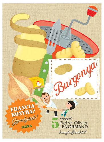 Könyv - Francia konyha - Burgonya