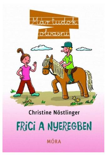Könyv - Frici a nyeregben