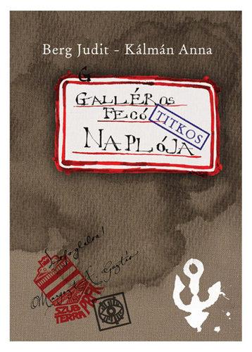 Könyv - Galléros Fecó naplója