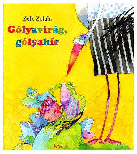 Könyv - Gólyavirág, gólyahír