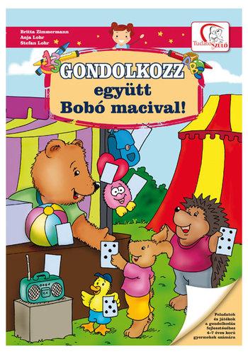 Könyv - Gondolkozz együtt Bobó Macival!