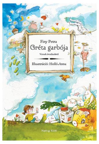 Könyv - Gréta garbója