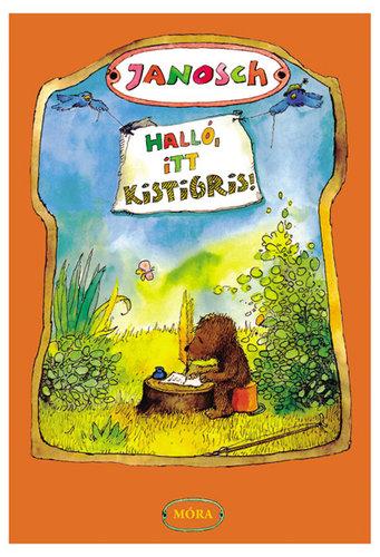 Könyv - Halló, itt Kistigris!
