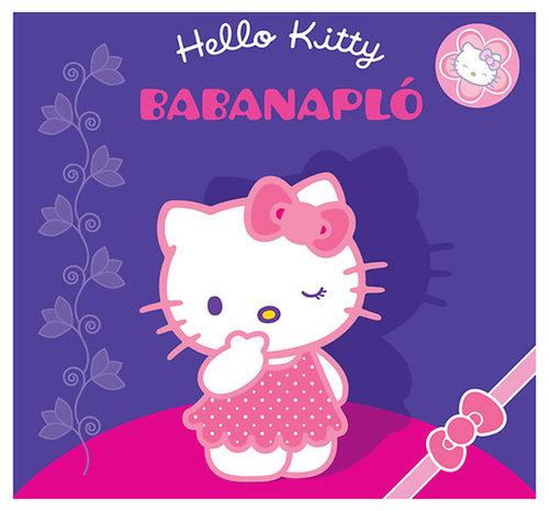 Könyv - Hello Kitty Babanapló