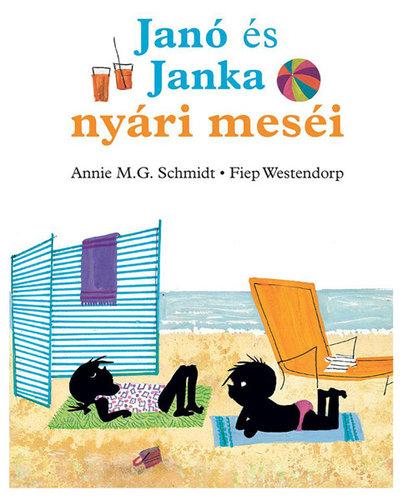 Könyv - Janó és Janka nyári meséi