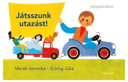 Könyv - Játsszunk utazást!